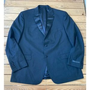 JB BRITCHES Wool Button Up Suit Jacket Size 48